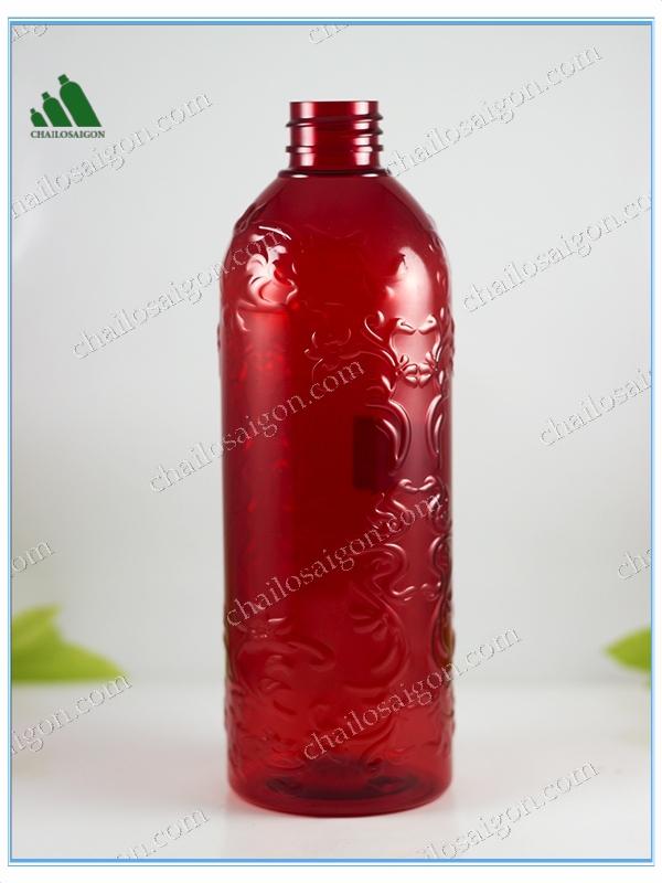 Cung cấp chai Nhựa PET tất các các kiểu dáng tại Sài Gòn
