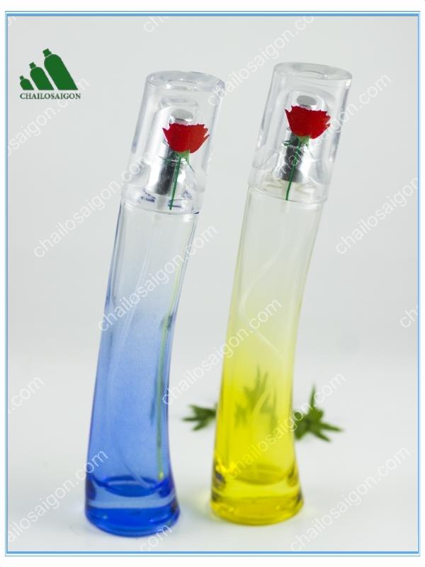 lọ nước hoa thủy tinh cao cấp