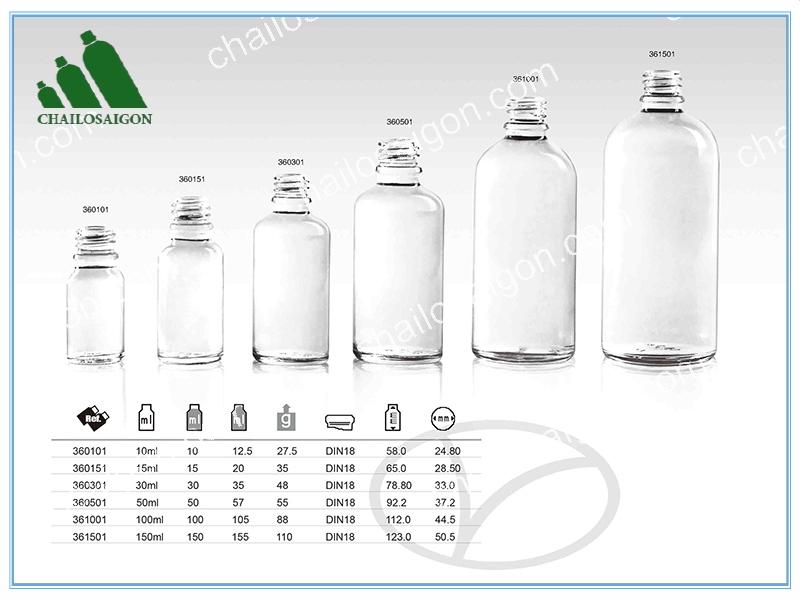 Bộ chai lọ thủy tinh thú ý giá rẻ nhất thị trường
