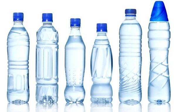 chai nhựa dùng một lần