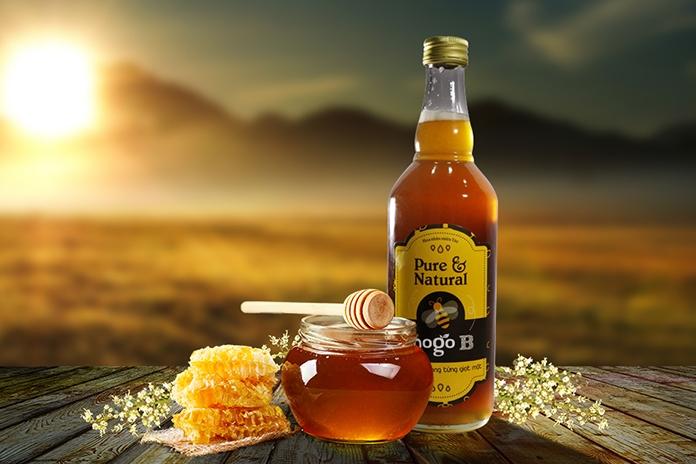 sản xuất chai đựng mật ong
